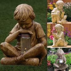 yardart, gardenstatuesandfigurinesoutdoor, Decor, Outdoor