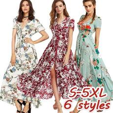 suspenders, Summer, long skirt, womens dresses