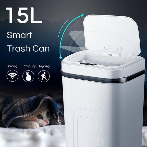 motionsensor, Kitchen & Dining, trashbin, smarttrashcan
