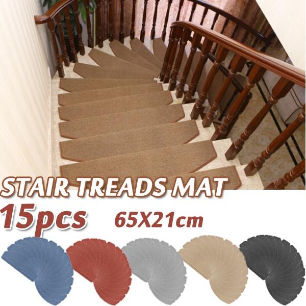 stairtreadscarpet, doormat, selfadhesivefloormat, stairsticker