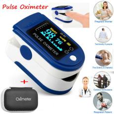 Mini, frontaltemperaturegun, fingerpulseoximeter, pluseoximeter