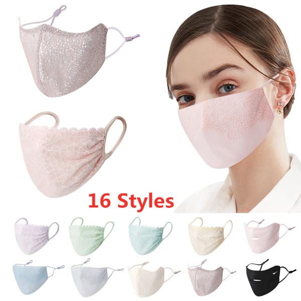 pollen, silk, sequinmask, Masks