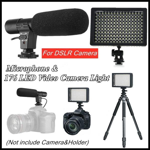 microfono, foto, led, Digital Cameras