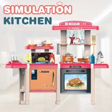 kitchenplayset, Kitchen & Dining, realcooking, simulatedkitchen
