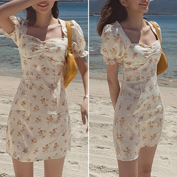 Mini, printeddres, plus size dress, Tunic dress