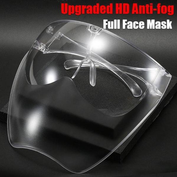 antifoggoggle, maskstivevisor, transparentglasse, Visors