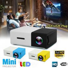 portable, Mini, led, projection
