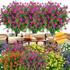 plasticflower, Box, Decor, Outdoor