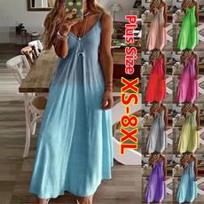 fallnew, long dress, printedlongskirt, Dress