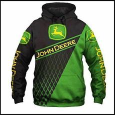 Style, Fashion, John Deere, over