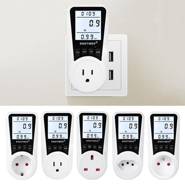monitorsocket, powermeter, Monitors, electricityusagemonitor