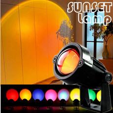 rainbowprojectionlamp, sunsetlight, usbprojectionlamp, Coffee