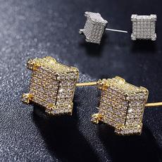 Mens Earrings, earrings jewelry, DIAMOND, Jewelry