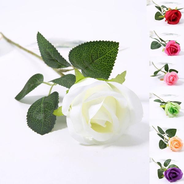 Decor, Flowers, fakeroseflower, Garland