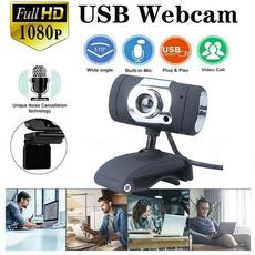 Webcams, Microphone, usb, laptopwebcam