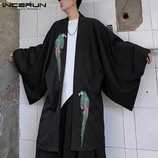 yukata, cardigan, Sleeve, Long Sleeve