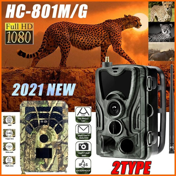 trailcamera, Outdoor, Hunting, Waterproof