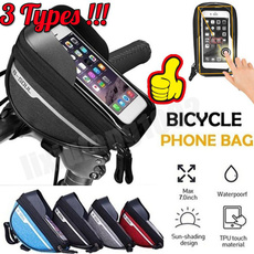 bicyclefrontbag, Touch Screen, Fashion, bikephoneholder