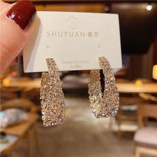 DIAMOND, Beautiful Earrings, Gifts, Earring