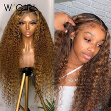 wig, 13, Lace, Curly