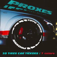 Wheels, tuning, Pvc, 3ddecal