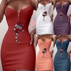 Mini, Club Dress, Plus Size, Dress