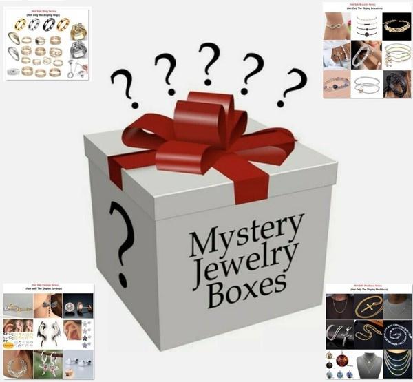 Box, Jewelry Set, Fashion, premium