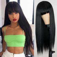 wig, brown, promwig, Fashion