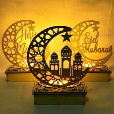 Decor, decorationornament, eidmubarak, Wooden