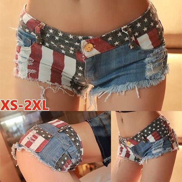 Mini, Summer, Shorts, clubwear
