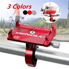 Mountain, aluminumalloyholder, adjustablephonebracket, Bicycle