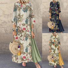 Summer, dressesforwomen, Holiday, Dress
