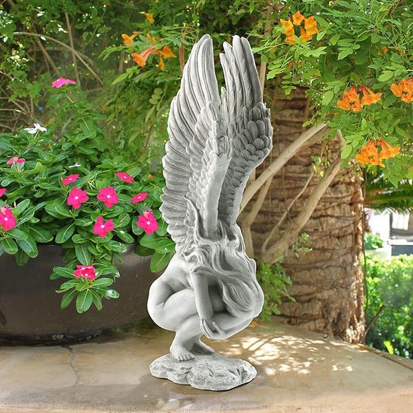 Outdoor, Home Decor, Angel, Indoor