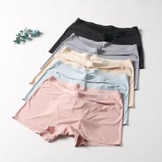 undersafetypant, Leggings, silk, high waist