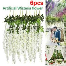wisteriaflower, Plants, Flowers, leaf