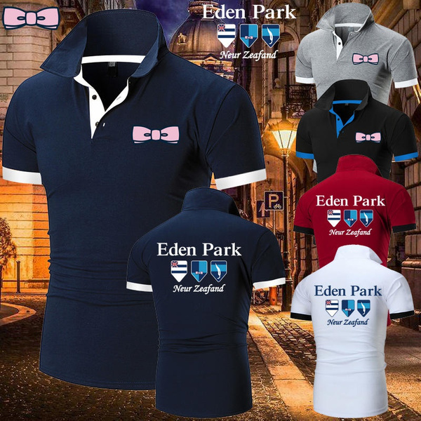 Summer, collar slim, Fashion, Cotton T Shirt