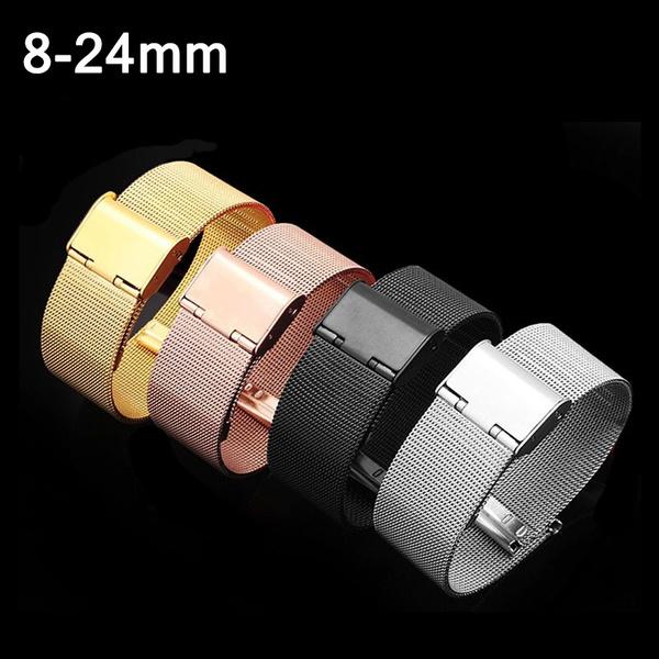 Steel, Bracelet, dwwatch, Jewelry