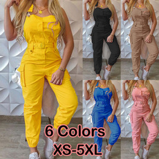 bodycon jumpsuits, Summer, Women Rompers, trousers
