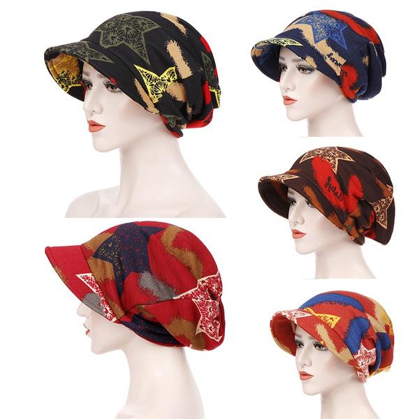 Head, headscarfcap, Star, Visors