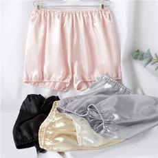 womenbrief, Underwear, satinshort, satinpantie