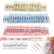 Cable, Waterproof, solderwireconnector, heatshrink