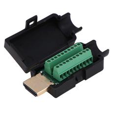 db15, circuitboardconnector, connectorsterminal, Hdmi