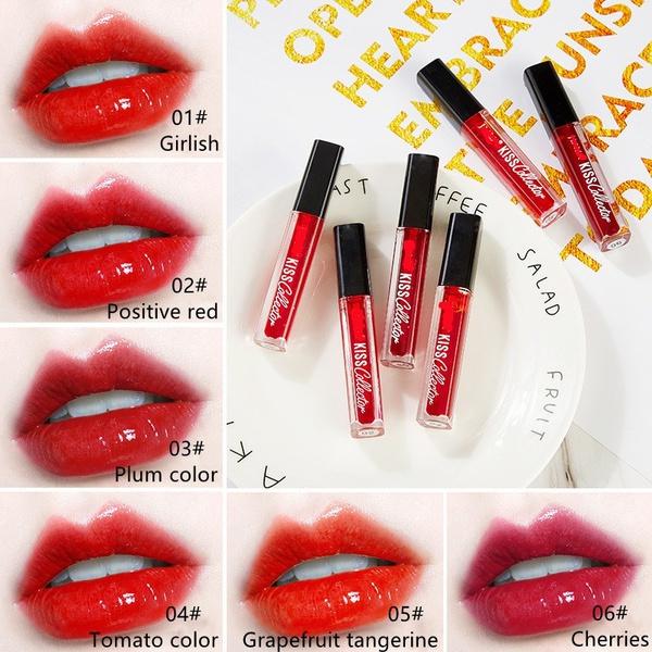 Fashion, Lipstick, Gifts, Waterproof