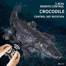 Head, Toy, crocodiletoy, Electric
