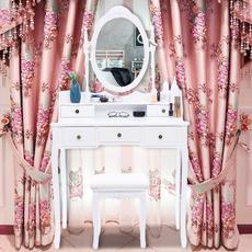 Makeup, vanitytable, dresser, Beauty