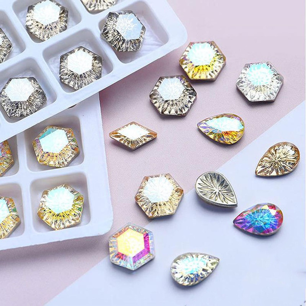 Fashion Accessory, DIAMOND, art, nailjewelry
