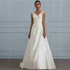 Plus Size, Lace, vestidodenoiva, Dress