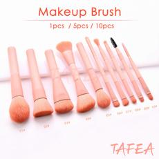 pink, Makeup Tools, Eye Shadow, eyeshadow brush