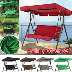 Outdoor, Garden, Swing, Cover