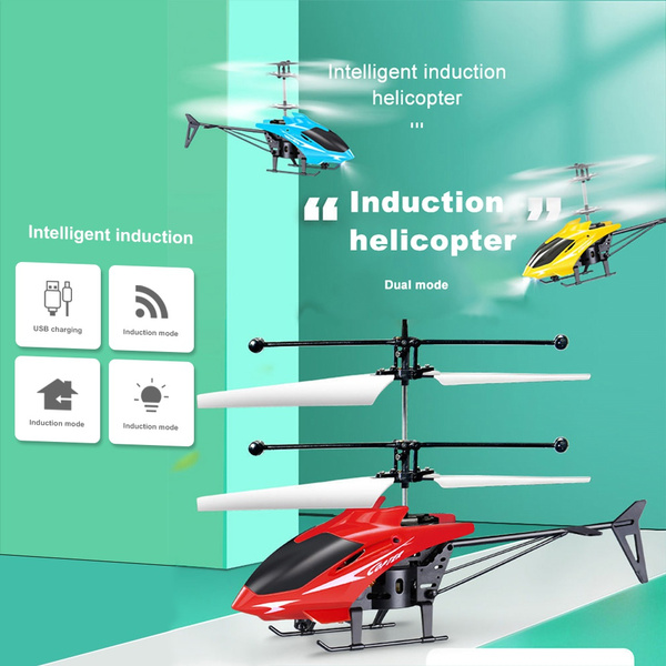 controlhelicopter, Toy, Remote, Mini